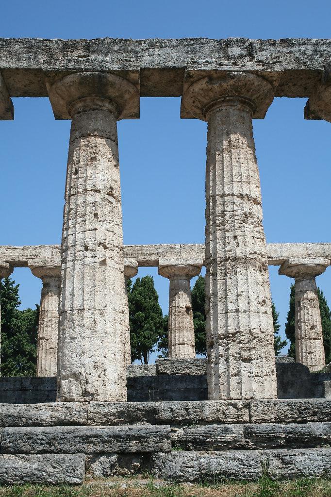 Dorische Säulen
