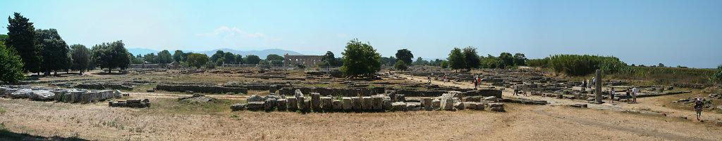 Paestum, Überblick