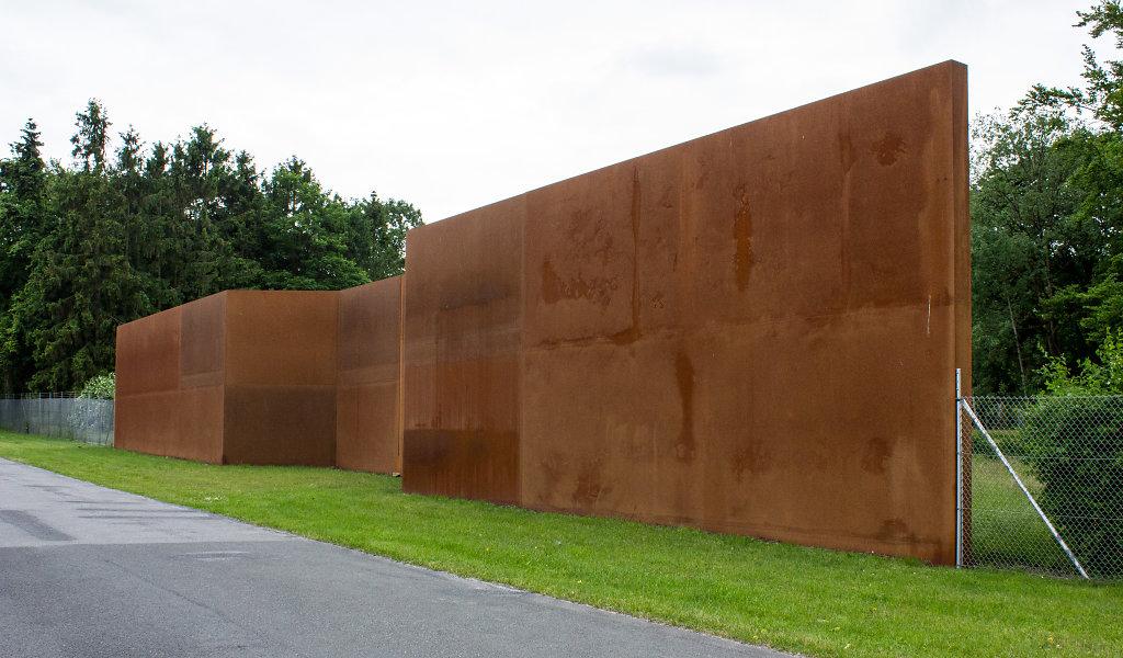 Hauptor des Konzentrationslager Esterwegen